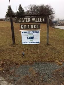 Grange Sign